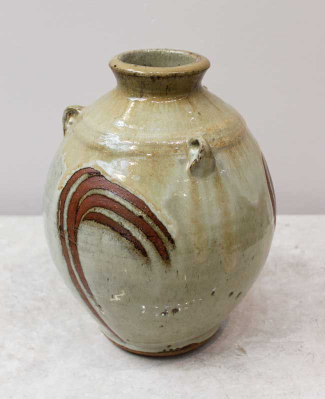 Phil Rogers RCA, Jar With Finger Wipe