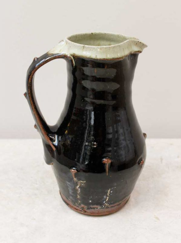 Phil Rogers RCA, Jug With Pellets