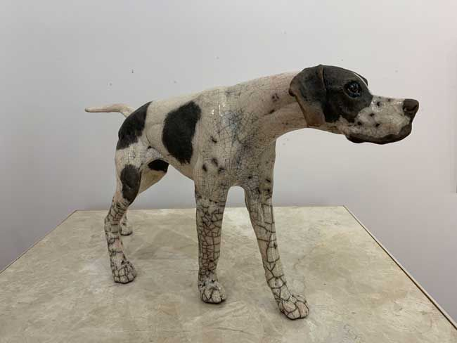 Keza Rudge, English Pointer
