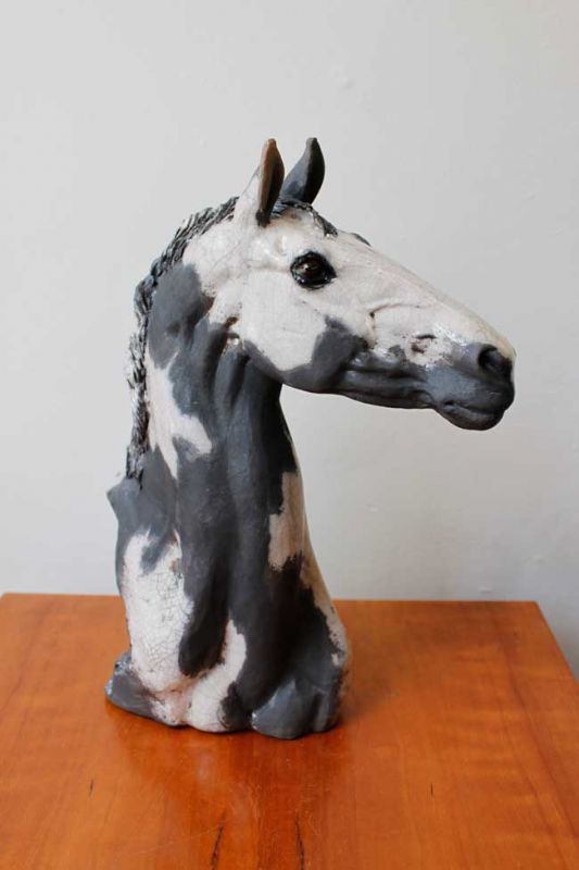 Keza Rudge, Horse Head