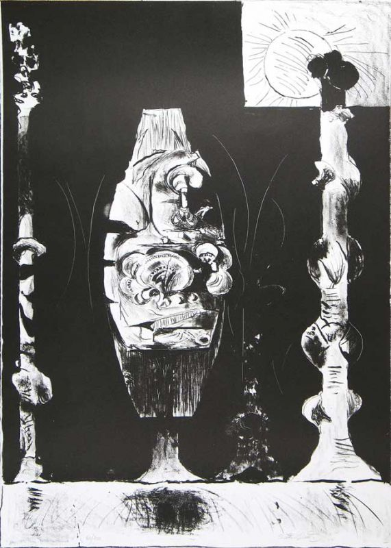 Graham Sutherland (1903-1980), Standing Forms