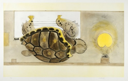 Graham Sutherland (1903-1980), The Tortoise