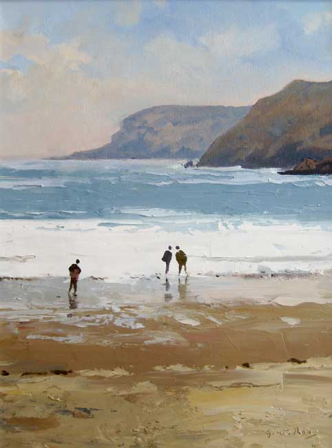 Gareth Thomas (1955-2019), Caswell To Pwll Du Head