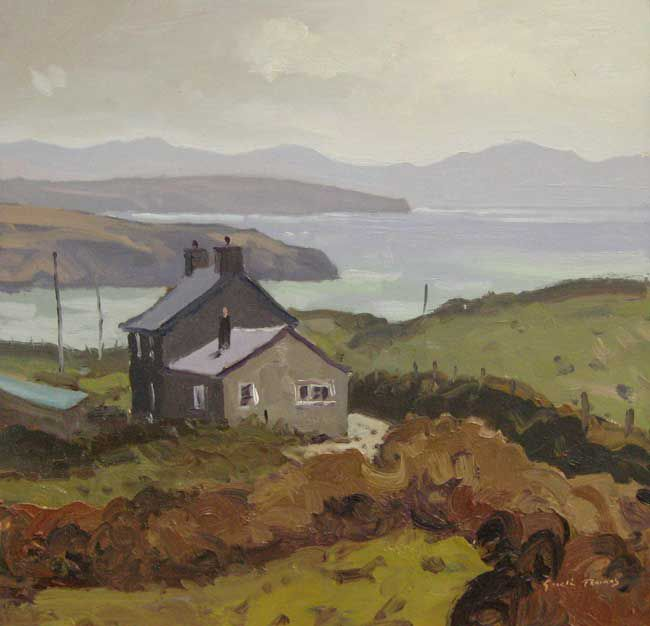 Gareth Thomas (1955-2019), Farm Near Aberdaron