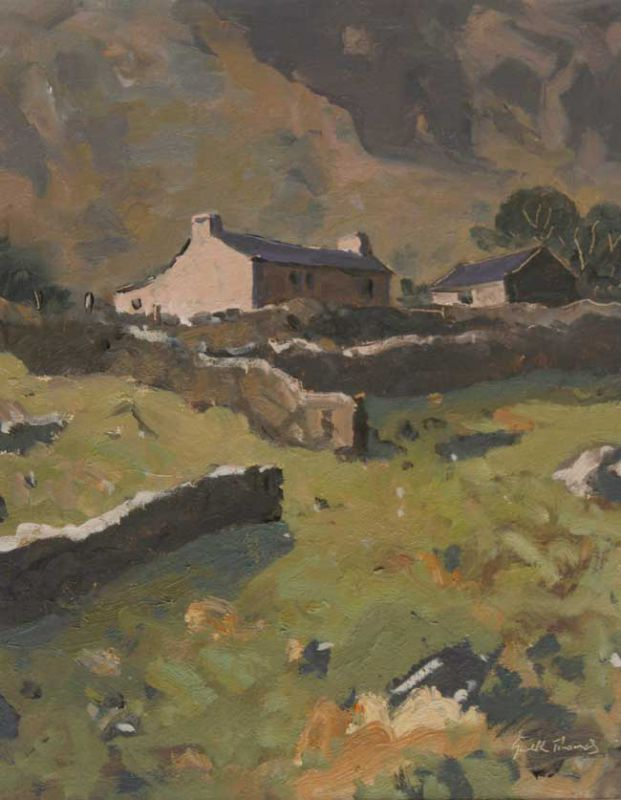 Gareth Thomas (1955-2019), House Llanberis Pass