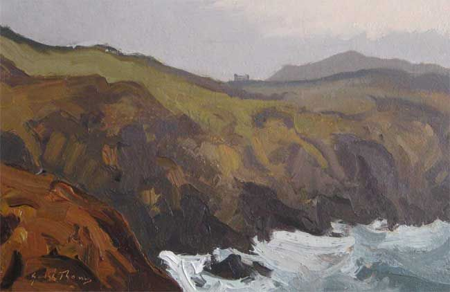 Gareth Thomas, After Rain Strumble Head