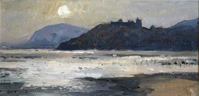 Gareth Thomas, Evening Llanstephan