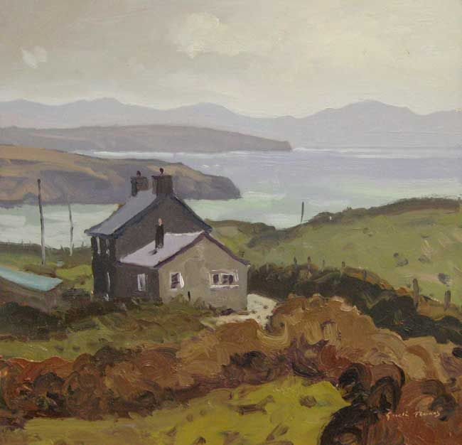 Gareth Thomas, Farm Near Aberdaron