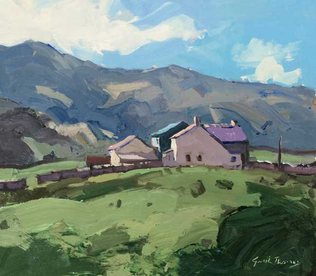 Gareth Thomas, Farm Near Snowdon