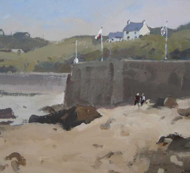 Gareth Thomas, Figures, Cemaes Bay