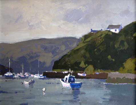 Gareth Thomas, Full Tide - Solva