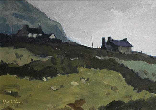 Gareth Thomas, Houses Above Whitesands