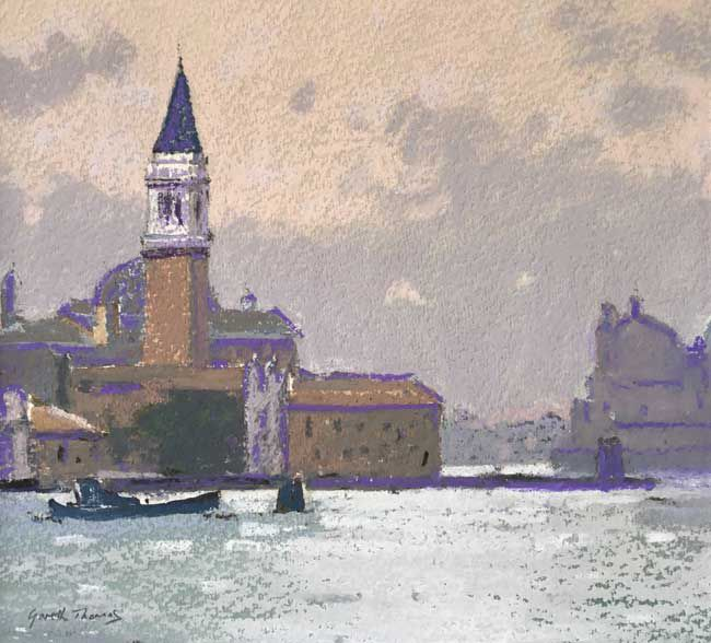 Gareth Thomas, Late Afternoon, San Giorgio