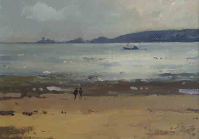 Gareth Thomas, Light Towards Mumbles