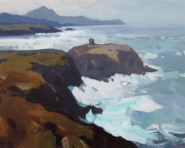 Gareth Thomas, Light on the Sea, Abereiddy