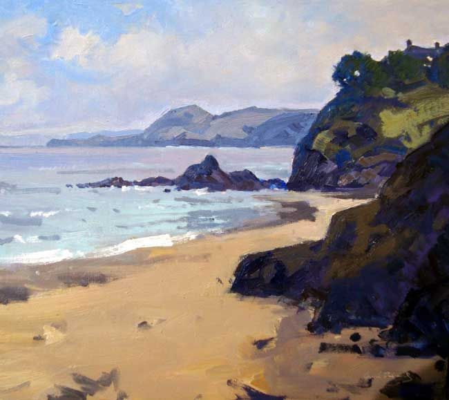 Gareth Thomas, Low Water Aberporth