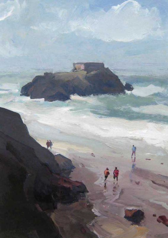 Gareth Thomas, Morning Tenby