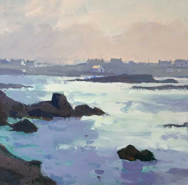 Gareth Thomas, Morning, Trearddur Bay