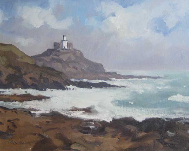 Gareth Thomas, Mumbles Lighthouse