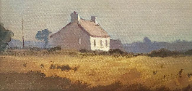 Gareth Thomas, Sunlit House Near St David's