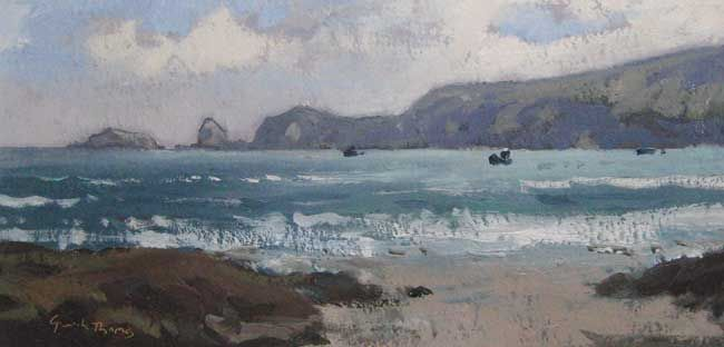 Gareth Thomas, Toward Monkstone Point