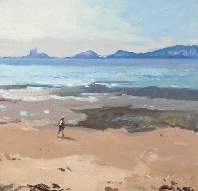 Gareth Thomas, Towards Mumbles