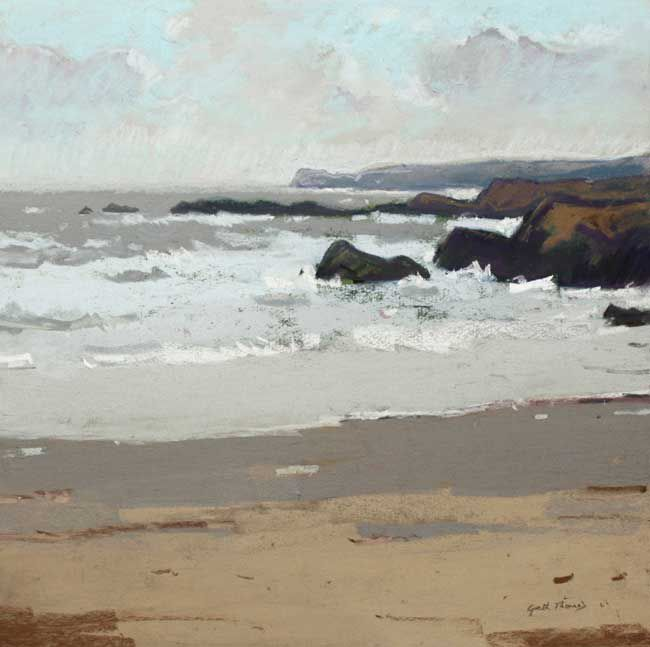 Gareth Thomas, Trearddur Bay, September