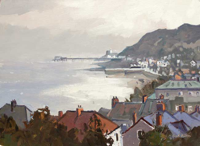 Gareth Thomas, Winter, Mumbles