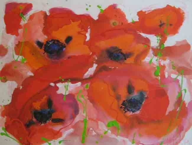 Penelope Timmis, Poppies Galore