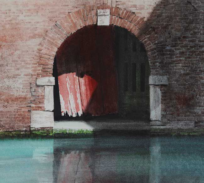 Naomi Tydeman RI, Red Door Venice