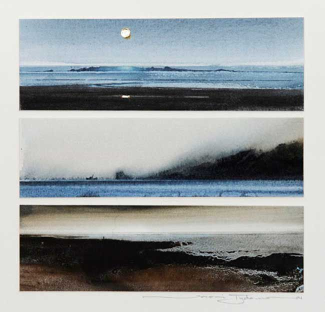 Naomi Tydeman RI, Three Coasts