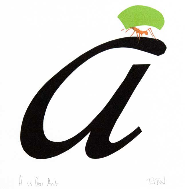 Esther Tyson, A Is For Ant