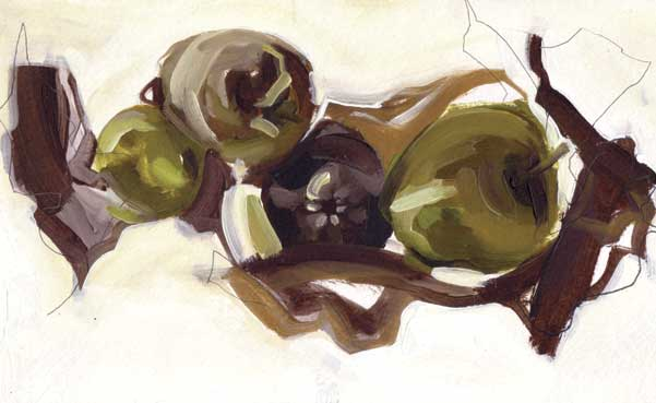 Esther Tyson, Apple study 1