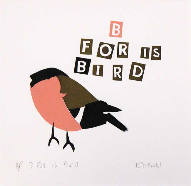 Esther Tyson, B Is For Bird 1