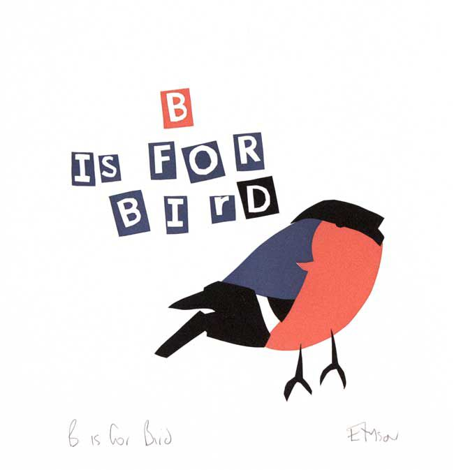 Esther Tyson, B Is For Bird