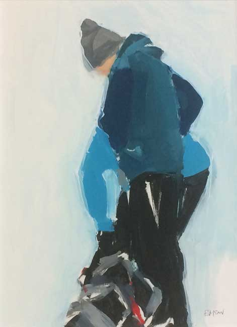 Esther Tyson, Blue