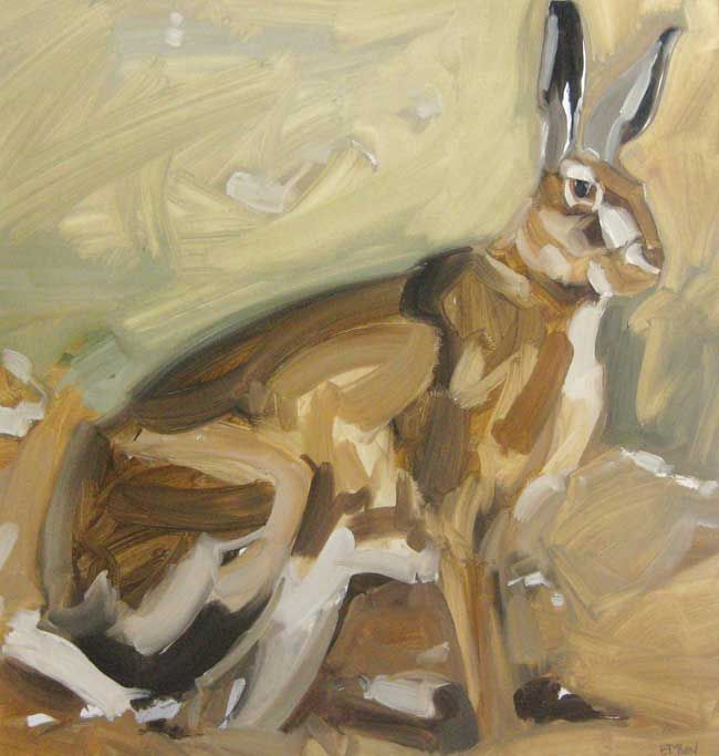 Esther Tyson, Brown Hare