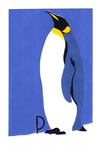 Esther Tyson, P Is For Penguin