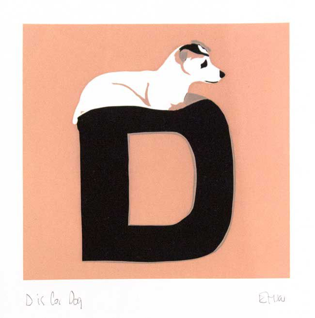 Esther Tyson SWLA, D Is For Dog