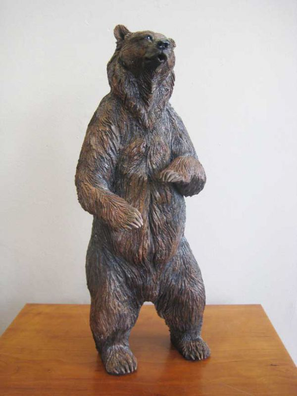 Sallie Wakley, Brown Bear