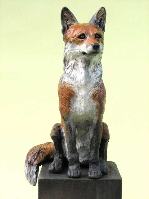 Sallie Wakley, Fox On A Box