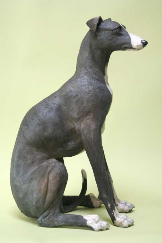 Sallie Wakley, Greyhound 3