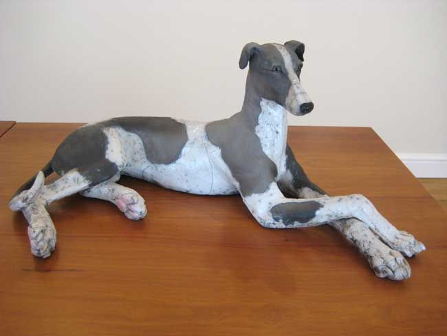 Sallie Wakley, Greyhound