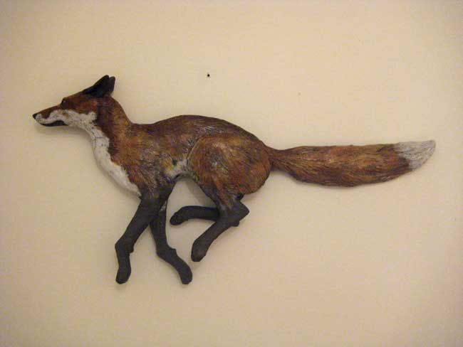 Sallie Wakley, Quick Brown Fox
