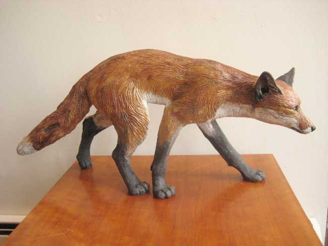 Sallie Wakley, Skulking Fox