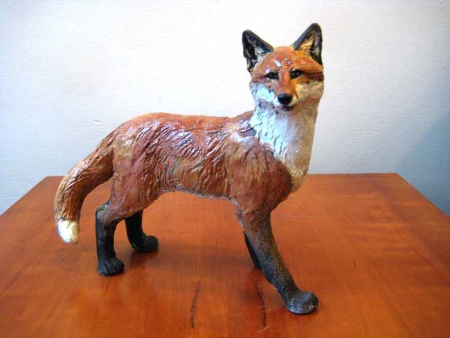 Sallie Wakley, Small Fox