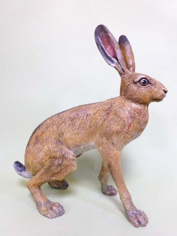 Sallie Wakley, Startled Hare