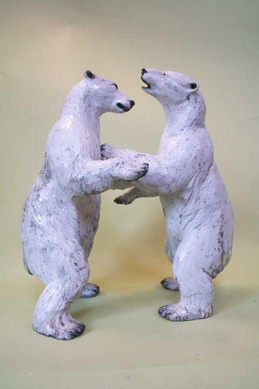 Sallie Wakley, Wrestling Polar Bears