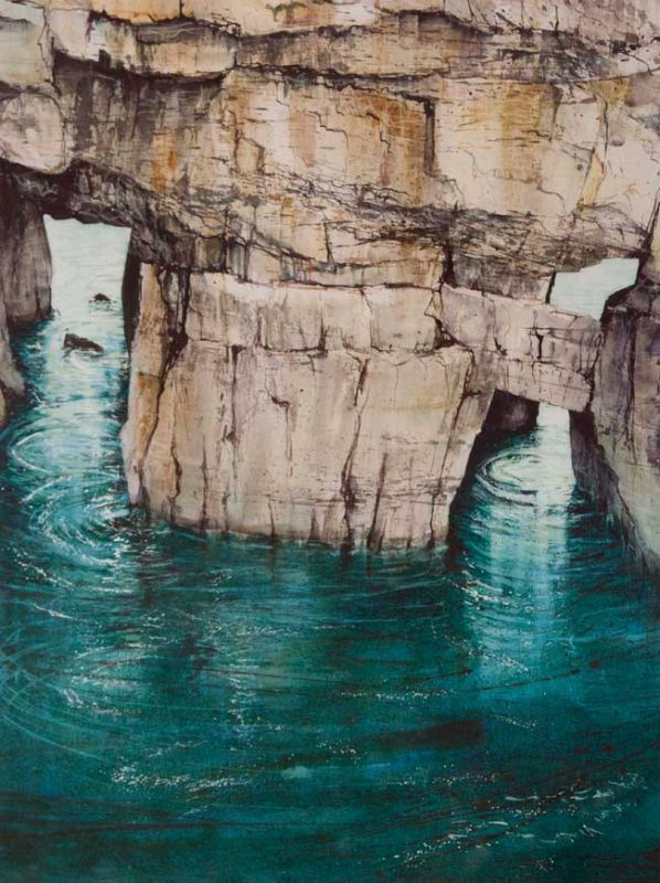 Deborah Walker RI, Stackpole Arches