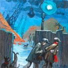 Nick Holly, Swansea Docks - Homeward Bound